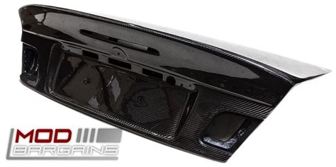bmw e46 carbon fiber csl style bootlid for e46 convertible carbon fiber at