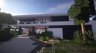 Aspire modern beach house 2 minecraft modern building ideas