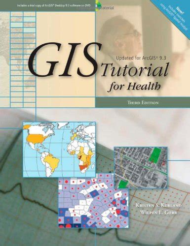 Arcgis Tutorial For Health | gis tutorial for health updated for arcgis 9 3