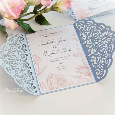 Wedding Gift Using Invitation by Best 20 Cricut Invitations Ideas On Cricut