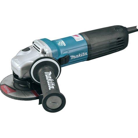 Makita Ga4030 Angle Grinder dewalt 11 4 1 2 in angle grinder dwe402w the home depot