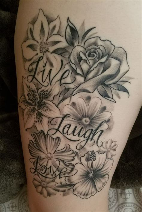 rose lily tattoo best 25 outline ideas on simple