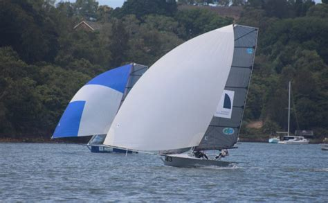 kirribilli skiff club sydney sailmakers successfully defends 12ft skiff