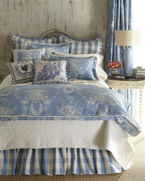 french style bedding french country manor guest bedroom set from the sherry