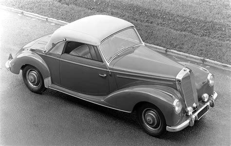 1951 1955 mercedes 220 cabriolet a review