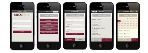 Mba Mobile App by All New Mobile App For Seeking Mbas