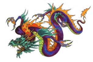 colors of dragons meaning ideas
