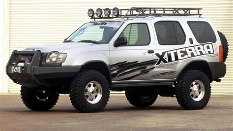 nissan xterra a nissan xterra is the most underrated cheap 4x4 right now