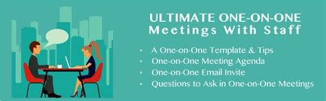 Questions To Ask During Employee One On One Meetings Manager Foundation One On One Meeting Template For Managers