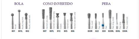 imagenes de fresas odontologicas tipos de fresas de diamante odontologia materiales