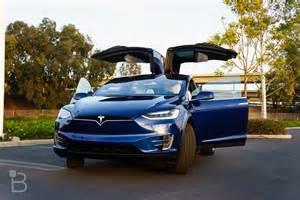 Tesla Wing Doors Tesla Door Tesla Model X Door Vs Streetcar