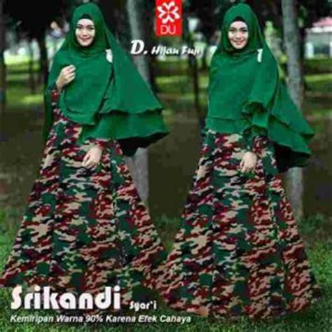Fuji Maxi Dress Nissa Dress Busana Muslim Gamis Jual Baju Murah Baju Gamis Modern Srikandi Army Model Busana Muslim