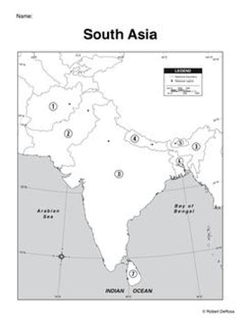 south asia map quiz 1000 images about homeschool geography on map