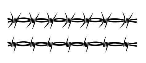 barbed wire clip art cliparts co