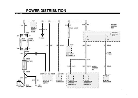ford probe stereo wiring diagram ford taurus headl