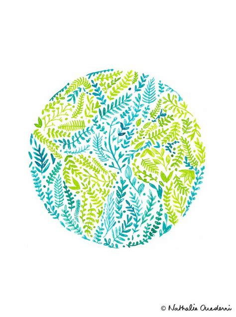 pattern simple glob watercolor world globe for earth day 2015 nathalie