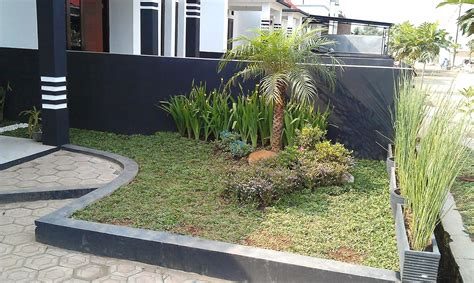 desain rumah depan belakang 21 desain taman minimalis ala jepang tercantik