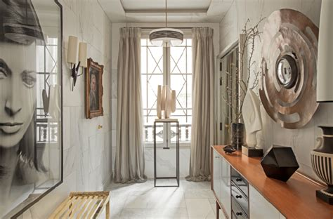 the interiors of the parisian apartments jean louis deniot s eclectic chic parisian apartment