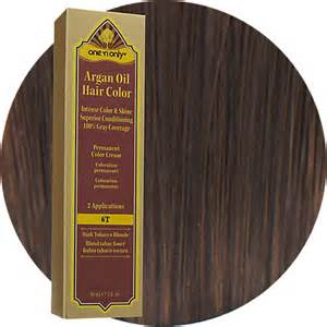 argan hair color 5ch one n only argan hair color