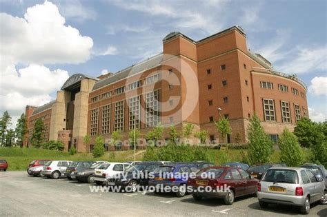 Quarry House by Quarry House Leeds Images Of Leeds Stock Photograph