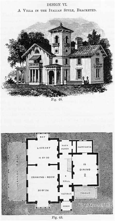 italianate victorian house plans victorian style house historic home plans styles of american architecture in