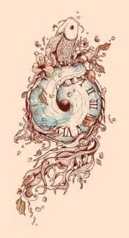 21 plantillas para tatuajes hermosos relojes adn
