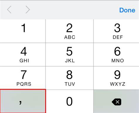html format numeric input javascript show decimal keyboard in html5 ios 7 ios 8