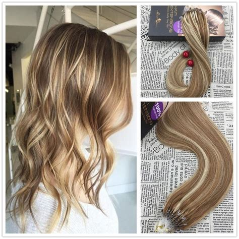 beaded extensions best 25 micro bead hair extensions ideas on