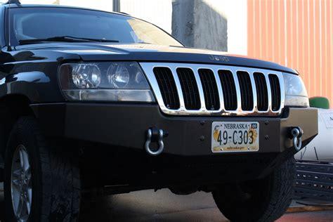 2004 Jeep Grand Bumper Rock 4x4 Patriot Series Front Bumper For Jeep Grand