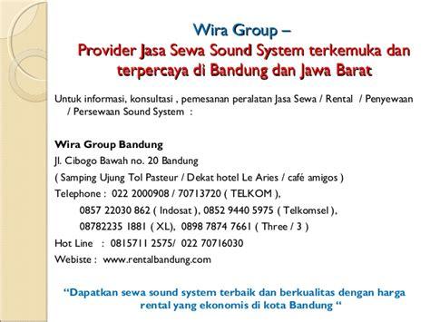 Wedding Organizer Bandung Recommended by Hp 08157112575 Sewa Sound System Bandung Rental Sound