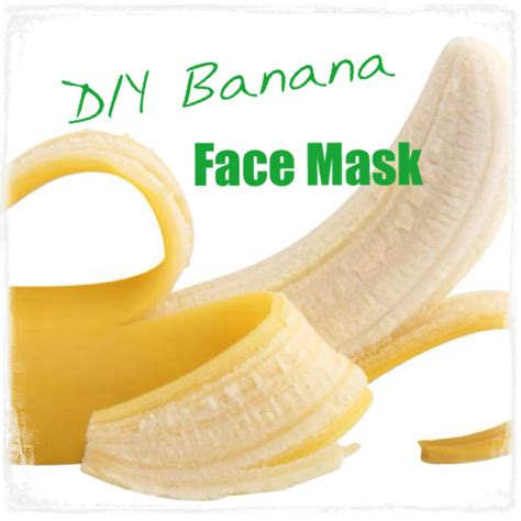 diy banana mask diy cruelty free banana mask vegan review vegan and cruelty free fashion