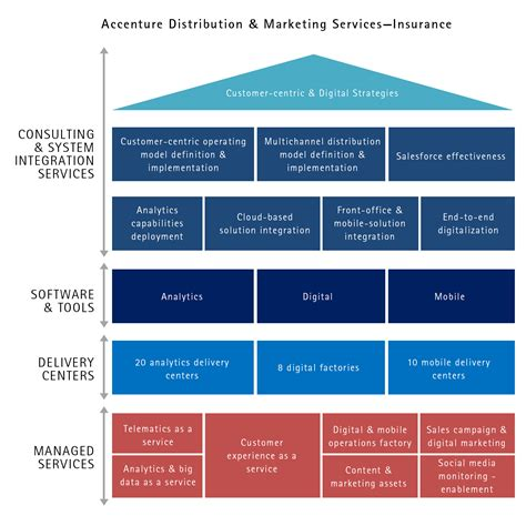 Mba Specialized For The Fure Data Anlytics Marketing by Insurance Distribution Services Accenture