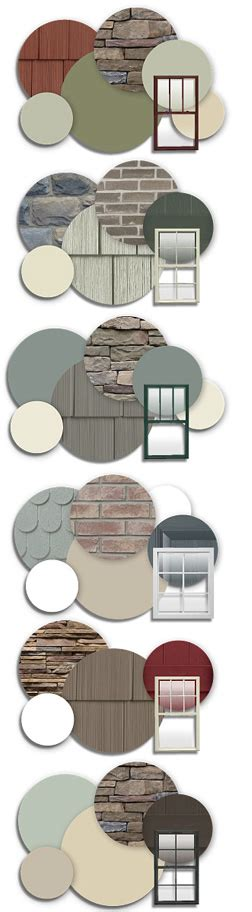 great color schemes great color schemes for house exterior of like the second one and like the quot quot of the
