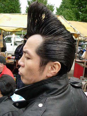 pompadour for black people greaser the rebel rouser page 19