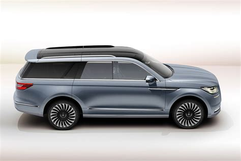 new york 2016 lincoln navigator concept le auto
