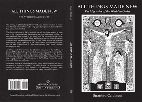 all things made new 0241254000 all things made new announcement
