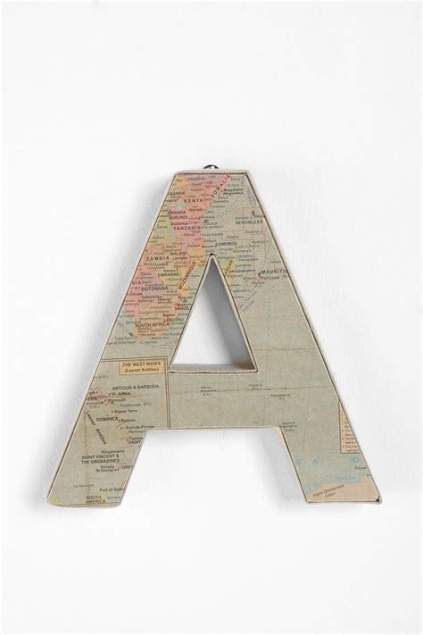 decoupage cardboard letters 85 best images about decoupage on around the