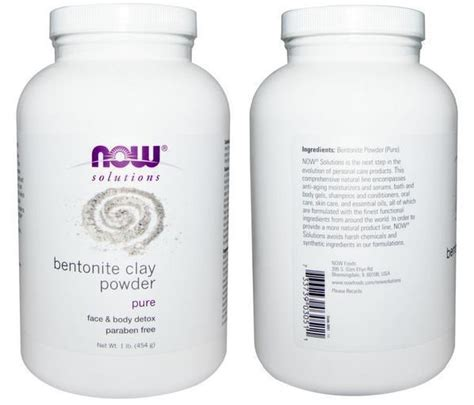 Benzonite Clay For Detox by Bentonite Clay Powder Top Quality O End 8 1 2017 3 43 Pm