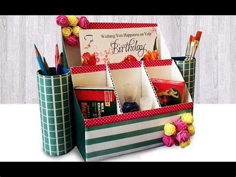 cardboard desk organizer 17 best ideas about cardboard organizer on