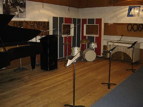 Usa Records The Studio At Hitsville Usa Motown Records Detroit Michigan A Photo On