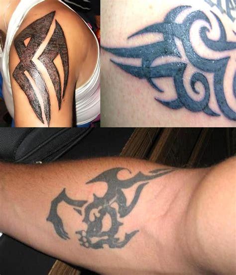 tattoo tribal fail throwback to the tribal tattoos of the 90 s tattoodo