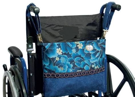 free pattern walker bag wheelchair bag pattern google search bags totes purses