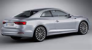 new vs audi a5 coupe for comfort or what