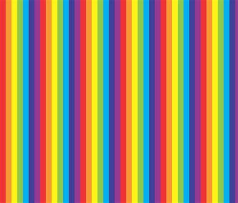 Rainbow Lines Top rainbow lines fabric majobv spoonflower
