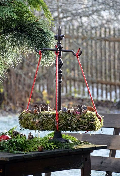gartendeko im winter 20 besten gartendeko im winter bilder auf hof