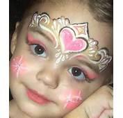 Maquillaje Para Ni&241os Carnaval 2015  Princesa