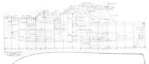 fishing boat blueprints boat design net plan make easy to build boat