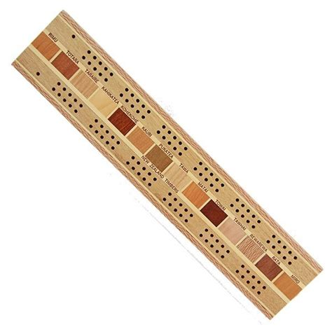 Crib For 2 Players by Cribbage Board 2 Player Timber Arts New Zealand