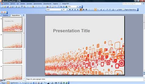 automated templates free automation powerpoint template