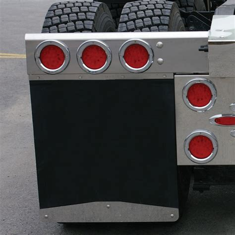mud flap weight   bolted angled bottom bolted mud flap weights mud flap weights mud